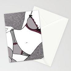 La femme n.18 Stationery Cards