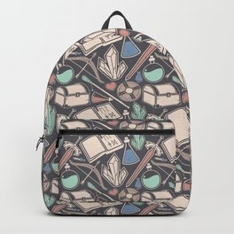 You are Over Encumbered Backpack