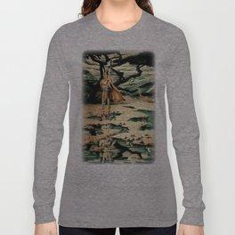 Viking Man Long Sleeve T-shirt