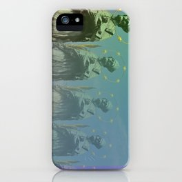 Wazzup Guys iPhone Case