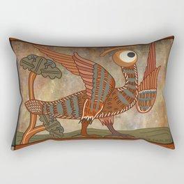 harpy glance Rectangular Pillow