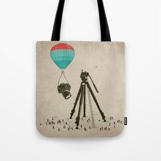 Supersize Cam Attraction Tote Bag