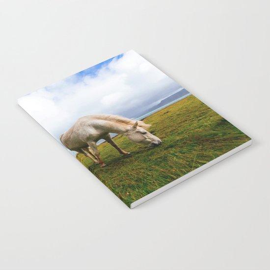 Horses 5 Notebook