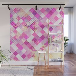 Sweet in Pink Wall Mural