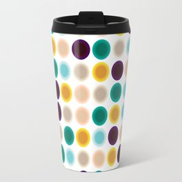 Colorful Vibes Travel Mug