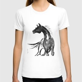 Horse (Ink sketch) T-shirt
