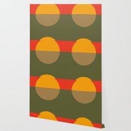 Spring- Pantone Warm color Wallpaper