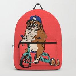Haters Gonna Hate English Bulldog Backpack