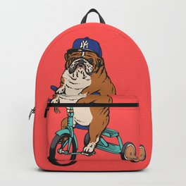 Haters Gonna Hate English Bulldog Backpack