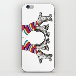 Let's Roll iPhone Skin