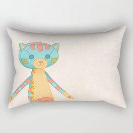 Kitty doll Rectangular Pillow
