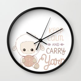 The Lambert Collection (Style 2) Wall Clock