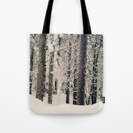 Winter Woods 1 Tote Bag