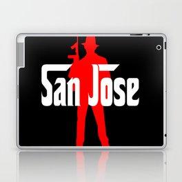 San Jose mafia Laptop & iPad Skin