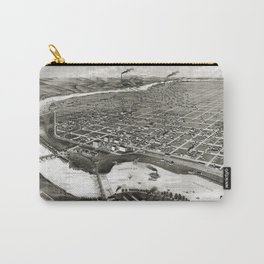 Great Falls - Montana - 1891 Carry-All Pouch