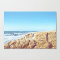 WIDE AND FREE Canvas Print