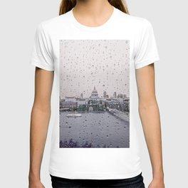 Rainy St. Paul's T-shirt