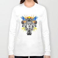 medusa Long Sleeve T-shirts featuring MEDUSA by SIMONE S.C.H.