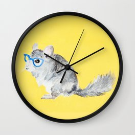 Chin Chin Wall Clock