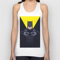 bat man Tank Tops featuring Bat man by Muito