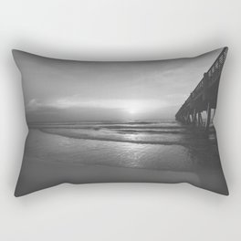 Pier and Surf Rectangular Pillow