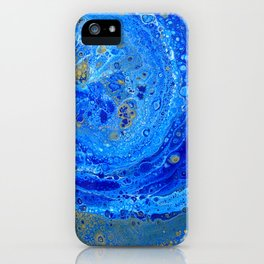 Spinning to infinity iPhone Case