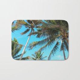 Belize Palms Bath Mat