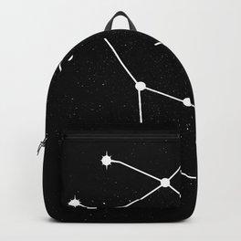 GEMINI (BLACK & WHITE) Backpack