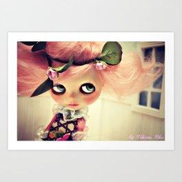 My Delicious Bliss Custom Lola Art Print