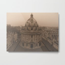 Radcliffe Camera Metal Print