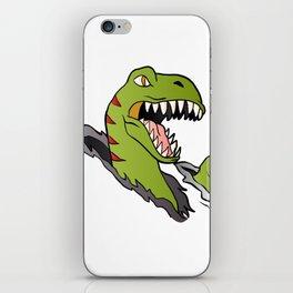 Velociraptor Dinosaur iPhone Skin