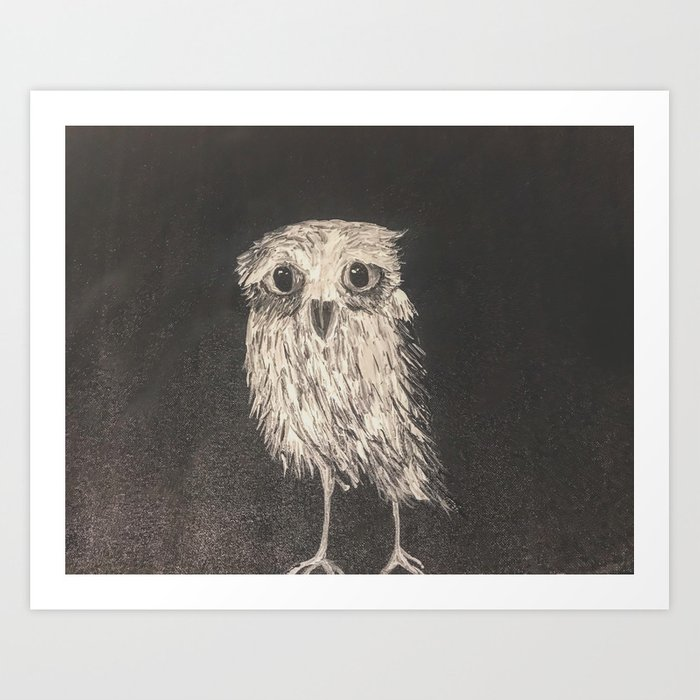 Outsider Art Print