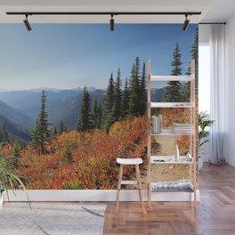 Autumn wonderland Wall Mural