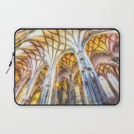 St Stephens Cathedral Vienna Art Laptop Sleeve
