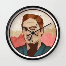 Joaquin Phoenix Wall Clock