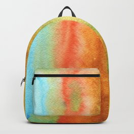 Abstract Watercolors 3 Backpack