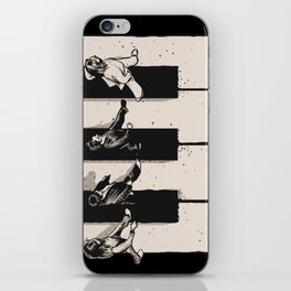 Music is the Way iPhone Skin
