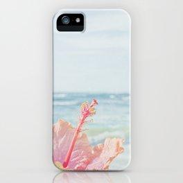 The Blue Dawn iPhone Case