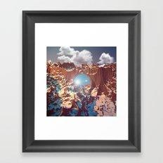 Day 0110 /// SUGRMNT Framed Art Print