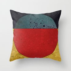 Abstract #131 Throw Pillow