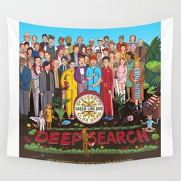 Wes Anderson's Sgt. Pepper Wall Tapestry