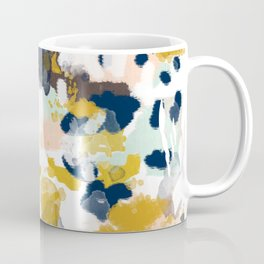 Sloane - abstract painting gender neutral baby nursery dorm college decor Coffee Mug