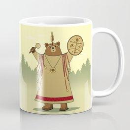 Bear Shaman Coffee Mug
