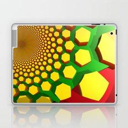 Sun Hive Laptop & iPad Skin