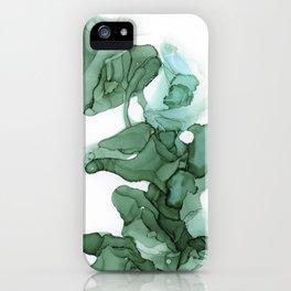 emerald II iPhone Case