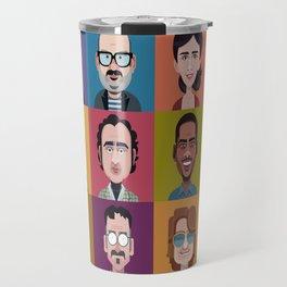 Comics of Comedy: XK9 Edition Travel Mug