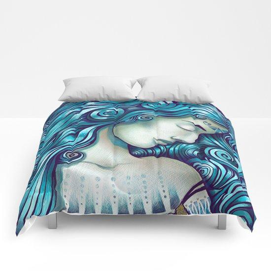 Calypso Sleeps Comforters