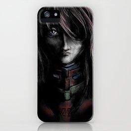 Asuka Langley Soryu Digital Painting Rebuild of Evangelion 3.0 Character Poster iPhone Case