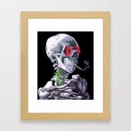 Van Growth Framed Art Print
