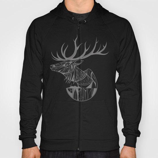 elk root blue Hoody
